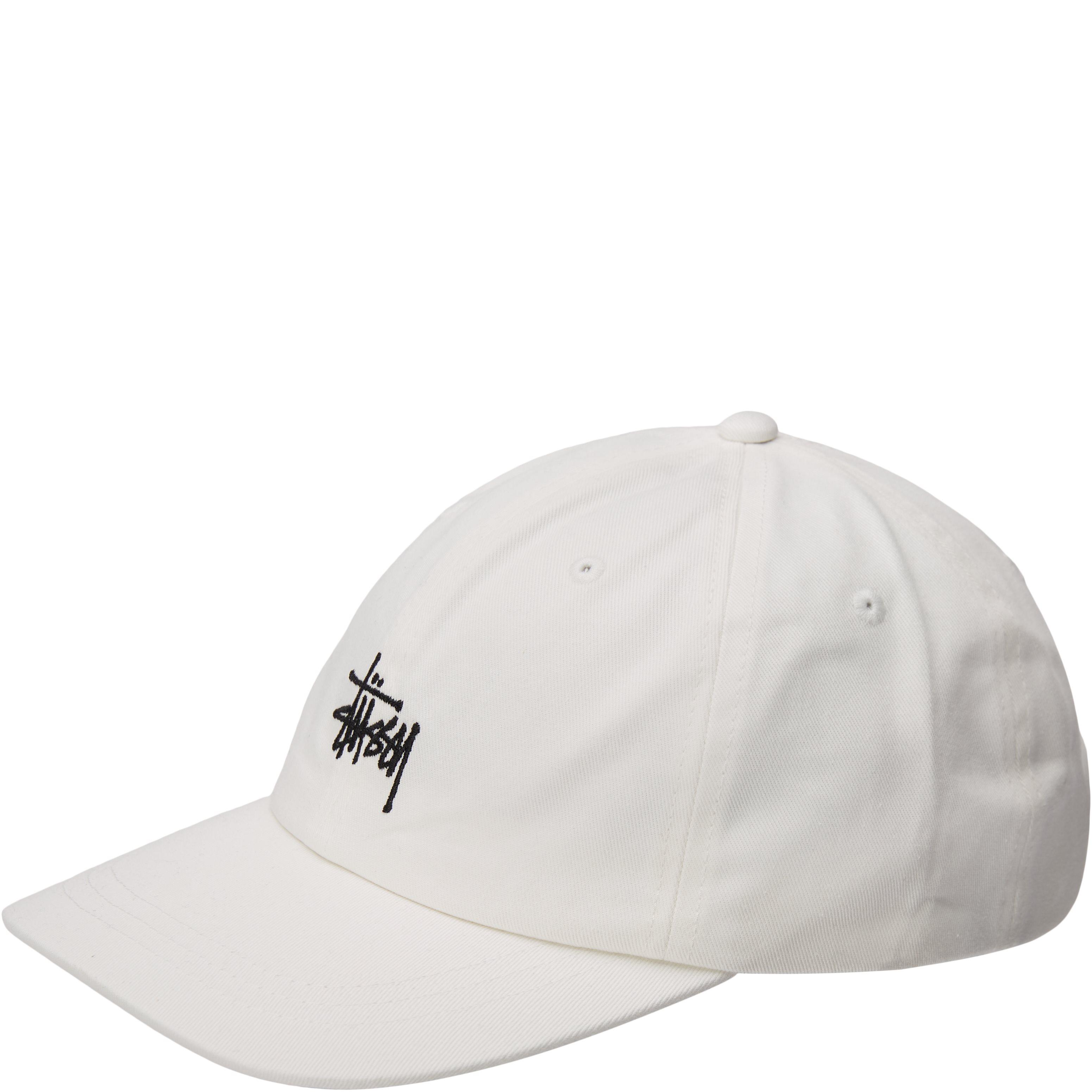Caps - White